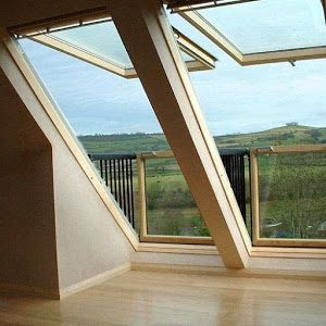 Cabrio Window Loft Conversion