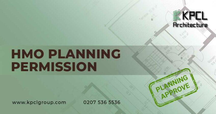 HMO planning permission
