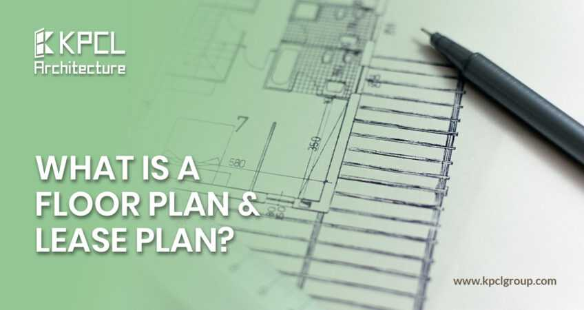 What is a Floor Plan & Lease Plan