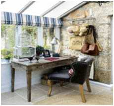 garden rooms suitable for both kinds of weather